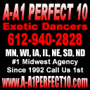Minnesota Strippers, Minneapolis Strippers A-A1 Perfect 10
